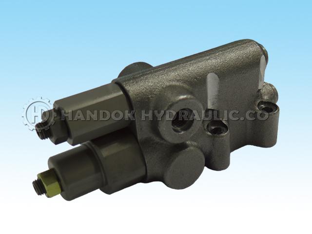 Handok hydraulic for Hydraulic motor control valve